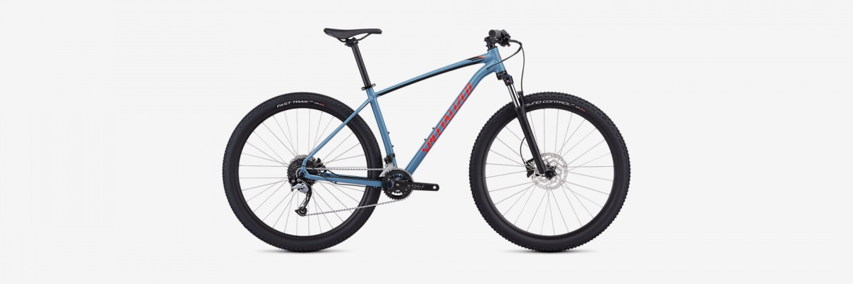 "91219-5202Велосипед   ""Specialized""RH MEN COMP 29 STRMGRY/RKTRED/TARBLK S"